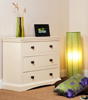 Quebec French Style Cream Bedroom Furniture
