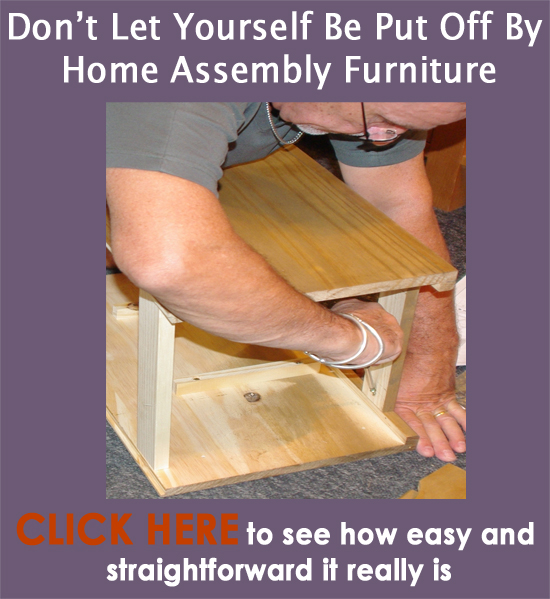 How to Assemble Home Assembly Furniture Easily